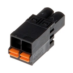 AXIS CONNECTOR A 2P5.08 STR 10PCS (5505-301)