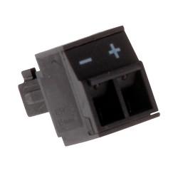 AXIS CONNECTOR A 2P3.81 STR 10PCS (5800-901)
