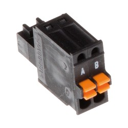 AXIS CONNECTOR A 2P2.5 STR 10PCS (5505-261)
