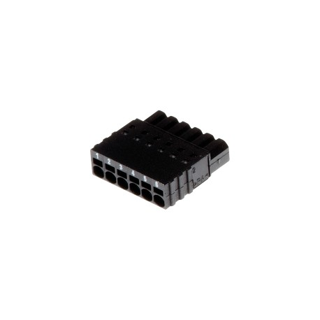 AXIS CONNECTOR A 6P2.5 STR 10PCS (5505-271)