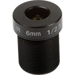 ACC LENS M12 6MM F1.6 10 PCS (5504-961)