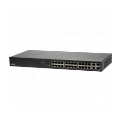 AXIS T8524 POE+ NETWORK SWITCH (01192-002)