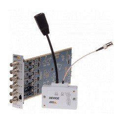 AXIS T8648 PoE+ COAX BLADE COMP KIT (01490-001)