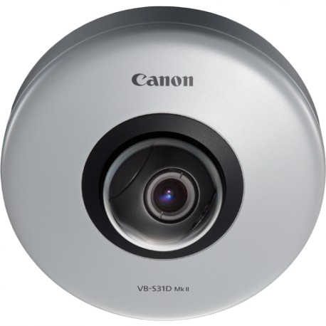 CANON NETWORK CAMERA VB-S31D MkII (2546C001)