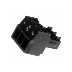 AXIS CONNECTOR A 3P3.81 STR 10PCS (5505-281)