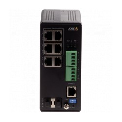 AXIS T8504-R INDUSTRIAL POE SWITCH (01633-001)