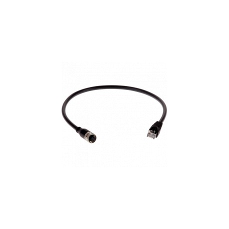 M12(F)-RJ45(M) CABLE 0.5M (01793-001)