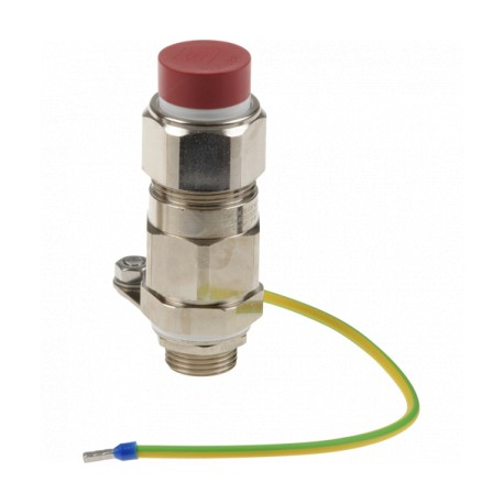 EX E CABLE GLAND M20 ARMORED (01844-001)