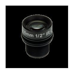 LENS M12 16MM F1.8 4PCS...