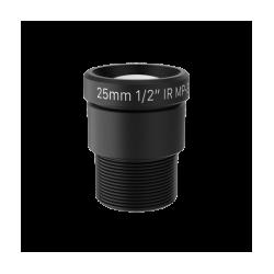 LENS M12 25MM F2.4 4P...