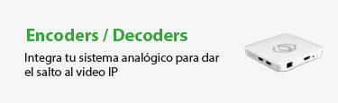 Codificadores - Decodificadores